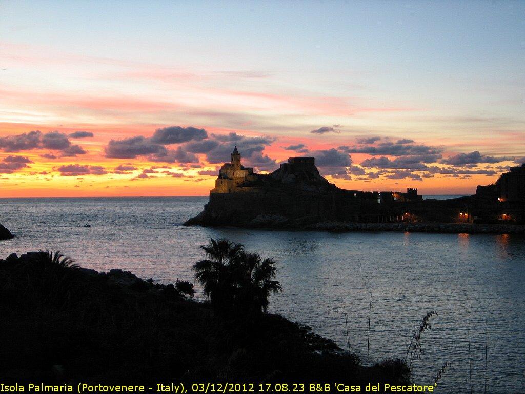 Webcam Meteo Mare La Spezia, Cinque Terre, Porto Venere, Lerici